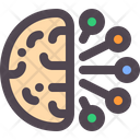 Skill Brain Idea Icon