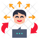 Skill Change Concept Icon