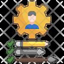 Skills Human Resources Options Icon
