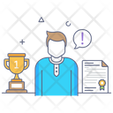 Performance Certificate Appraisal Skills Certificate Icon