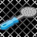 Skimmer Kitchenware Kitchen Utensil Icon