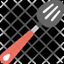 Skimmer Spatula Kitchen Icon