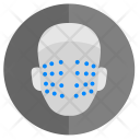 Skin Dots Scan Icon