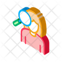 Skin Inspection Icon