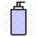 Skincare Bottle Icon