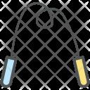 Skip Rope Skipping Icon