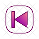 Skip Skip Previous Skip Button Icon