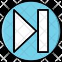 Skip Forward Next Icon