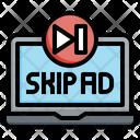 Skip Ads Icon