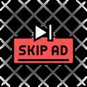 Skip Ad Color Icon