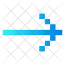 Skip Next Arrow Icon