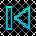Skip Back Icon