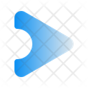 Play Track Start Icon