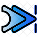 Skip Next Icon