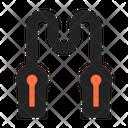 Skipping Sport Tournament Icon