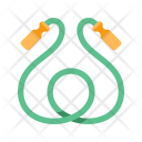 Jump Rope Skipping Icon
