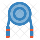 Jump Rope Gym Icon