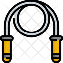 Jump Rope Jumping Icon