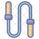 Skipping Rope Jump Rope Jumping String Icon