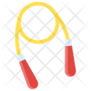 Skipping Rope Jumping Rope Workout Icon