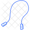 Skipping Rope Jump Icon