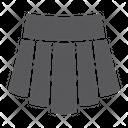 Skirt Clothing Female Icon