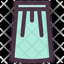 Clothes Mini Skirt Ladies Skirt Icon