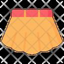 Skirt Short Dress Icon