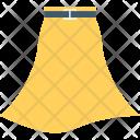 Skirt Mini Woman Icon
