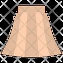 Clothes Skirt Fashion Icon