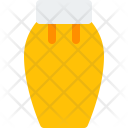 Long Skirt Dress Icon