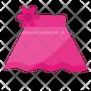 Skirt Twist Short Icon