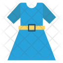 Skirt Cloth Dress Icon