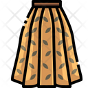 Skirt Clothing Ladies Skirt Icon