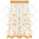 Skirt Woman Clothes Icon
