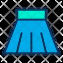 Skirt Beachwear Clothing Icon