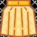 Skirt Garment Femenine Icon