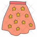 Skirt Girls Gown Icon