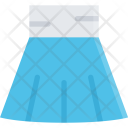 Skirt Clothes Clothing Icon