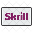 Skrill Online Payment Payment Icon