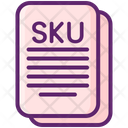Sku Description Icon