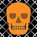 Skull Dead Halloween Icon