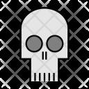 Skull Halloween Night Icon