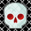 Skull Halloween Skull Bone Icon