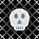 Skull Skeleton Roger Icon