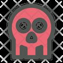 Skull Medical Death Icon