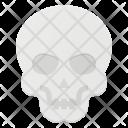 Skull Skeleton Avatar Icon