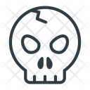 Skull Scare Death Icon