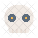 Skull Scary Ritual Icon
