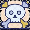 Skull Human Skull Skull Anatomy Icon